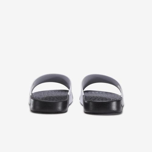 Back View of Lacoste Men's Frasier Slide Sneakers