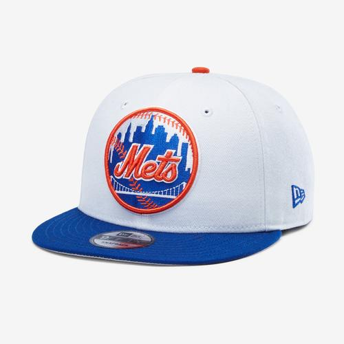 Front Right View of New Era Mets 9Fifty Snapback