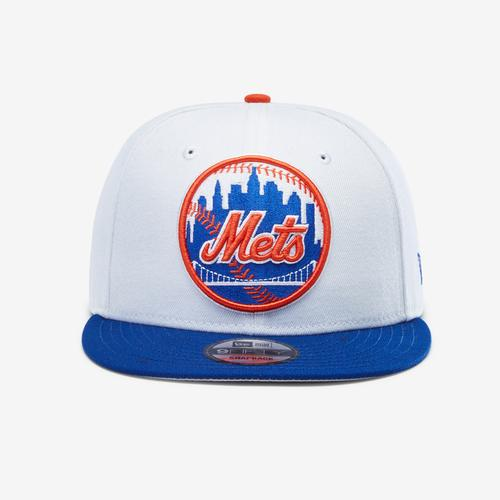 Front View of New Era Mets 9Fifty Snapback
