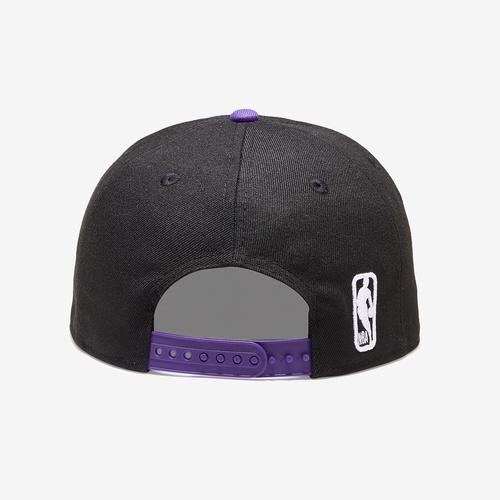 Back view of New Era Lakers 9Fifty Snapback