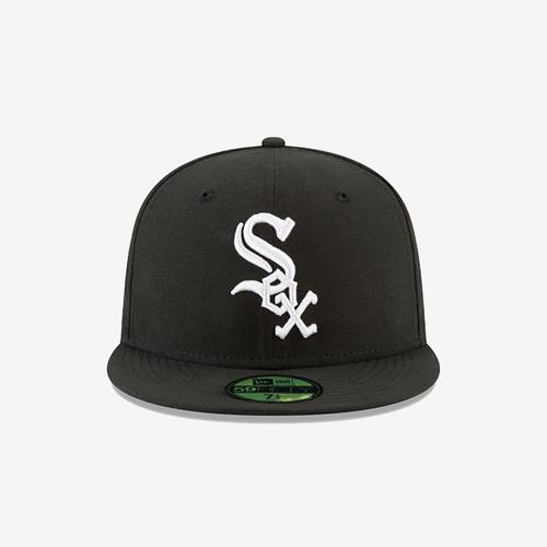 New Era White Sox 59Fifty Fitted