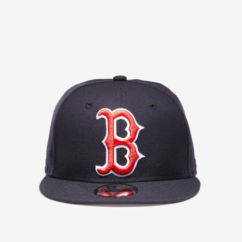 Front View of New Era Red Sox 9Fifty Snapback
