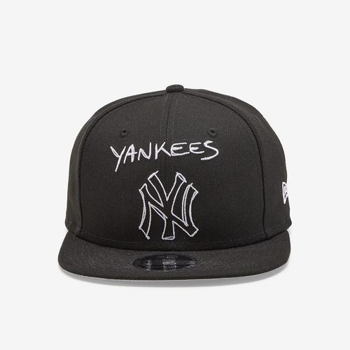 New Era Scribble DIY Warriors 9Fifty Snapback