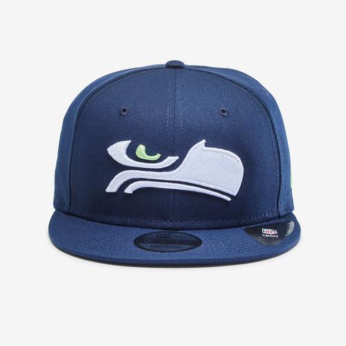Front View of New Era Seahawks 9Fifty Snapback