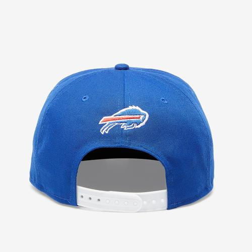 Back view of New Era Bills 9Fifty Snapback