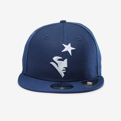 New Era Patriots Elemental Logo 9Fifty Snapback