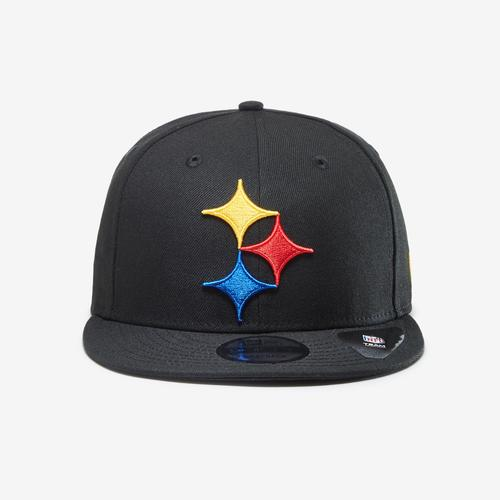 New Era Steelers Elemental Logo 9Fifty Snapback