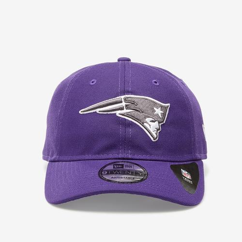 Front View of New Era Patriots 9Twenty