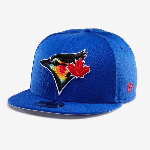 Front Right View of New Era Blue Jays 9Fifty Snapback