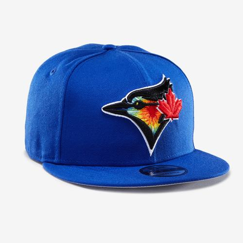 Front Left view of New Era Blue Jays 9Fifty Snapback