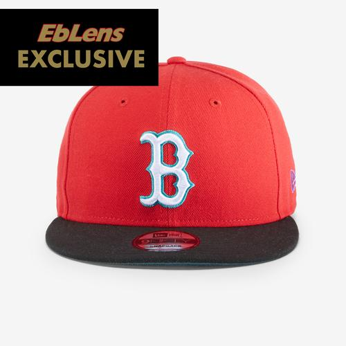 New Era New Era x Eblens Red Sox 9Fifty Snapback