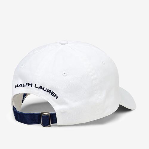 Polo Ralph Lauren Flag Cotton Chino Cap