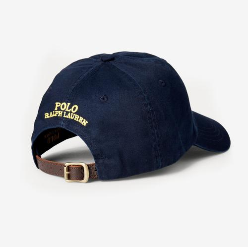 Polo Ralph Lauren Denim Bear Logo Hat
