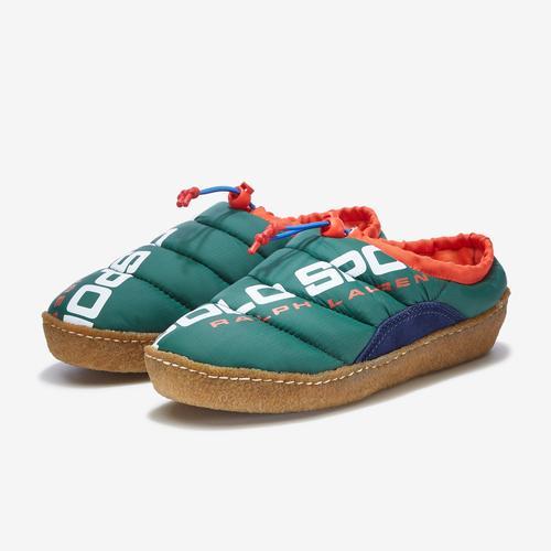 Polo Ralph Lauren Men's Myles Puff Slippers