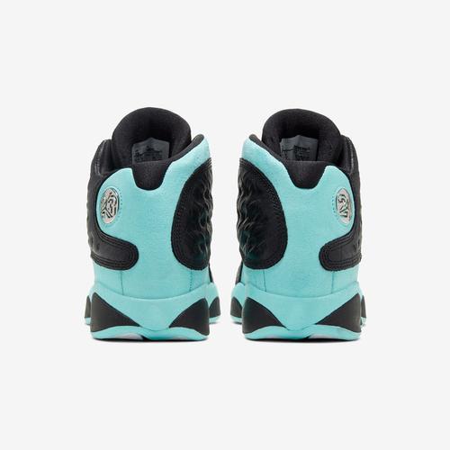 Back View of Jordan Boy's Grade School Air Jordan 13 Retro Sneakers
