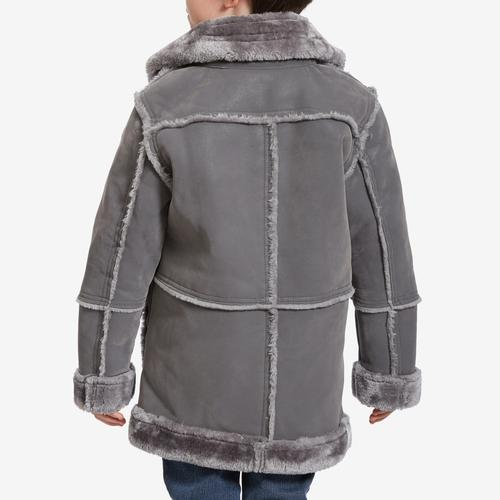 Alternate View of Jordan Craig Boy's Preschool Denali Shearling Jacket
