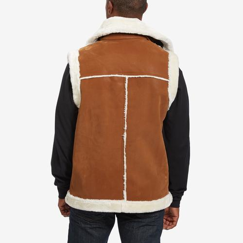 Alternate View of Jordan Craig Men's Denali Shearling Vest