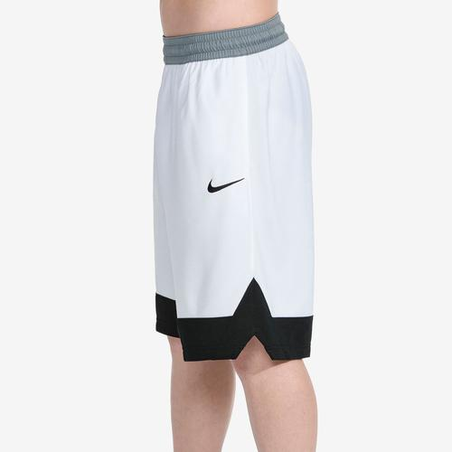 Left Side View of Nike Men's Dri-FIT Icon Shorts
