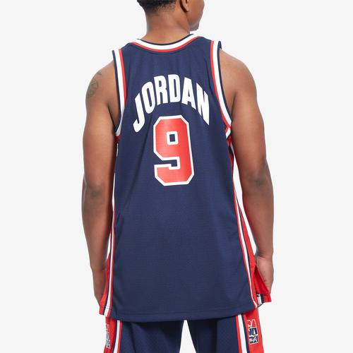 Mitchell + Ness Authentic Jersey Team USA 1992 Michael Jordan