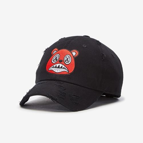 First View of Baws Angry Baws Hat