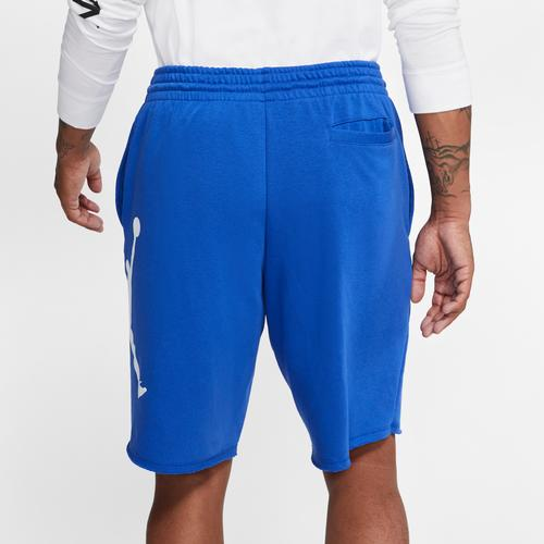 Jordan Men's Jumpman Logo Fleece Shorts
