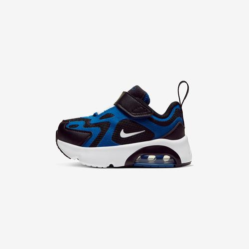 Left Side View of Nike Boy's Toddler Air Max 200 Sneakers
