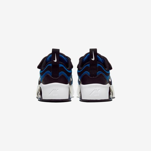 Back View of Nike Boy's Toddler Air Max 200 Sneakers