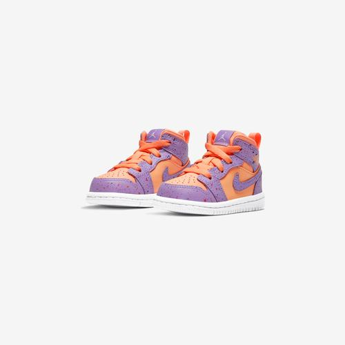 Jordan Girl's Toddler Air Jordan 1 Mid SE