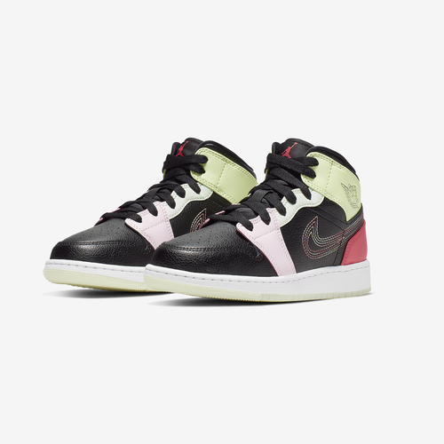 Jordan Girl's Grade School Air Jordan 1 Mid SE