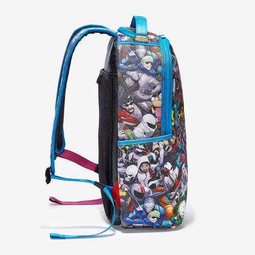 Right view of Sprayground Fortnite Backpack