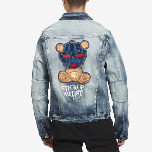 BKYS Stickup Artist Denim Jacket