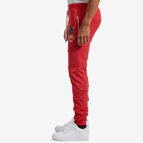 Left Side View of BKYS Men's Stickup Artist Jogger