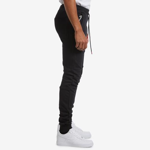 Right Side View of BKYS Men's Lucky Charm Jogger