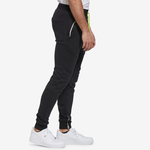 Left Side View of BKYS Men's Lucky Charm Jogger
