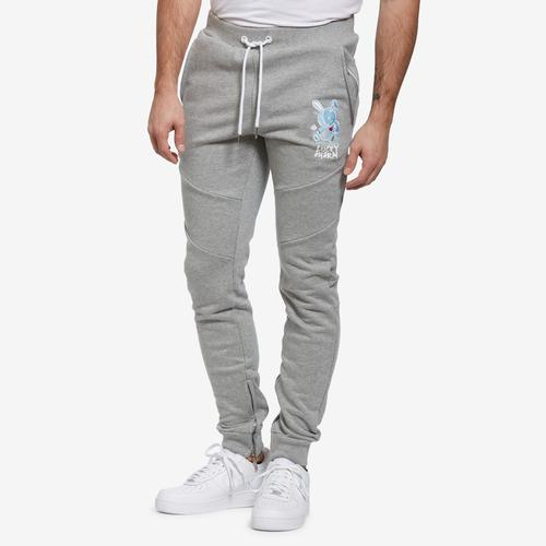 Front View of BKYS Men's Lucky Charm Jogger