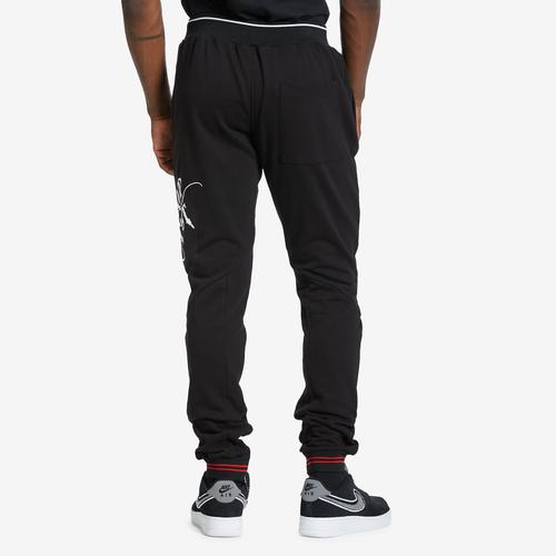 Back View of BKYS Men's Stickup Artist Jogger