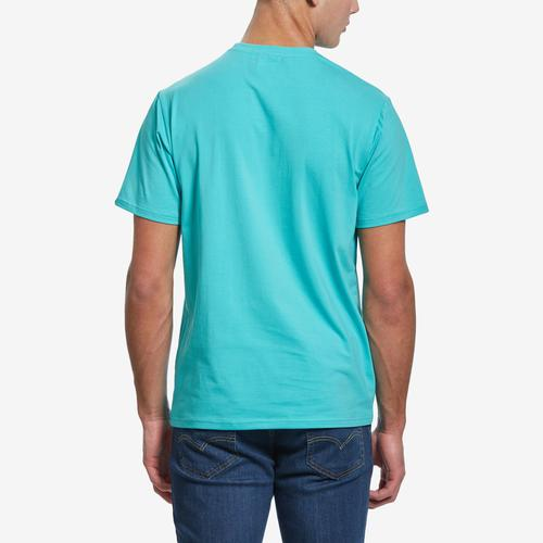 Back View of BKYS Men's Lucky Charm T-Shirt