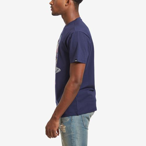 Left Side View of BKYS Men's Lucky Charm T-Shirt