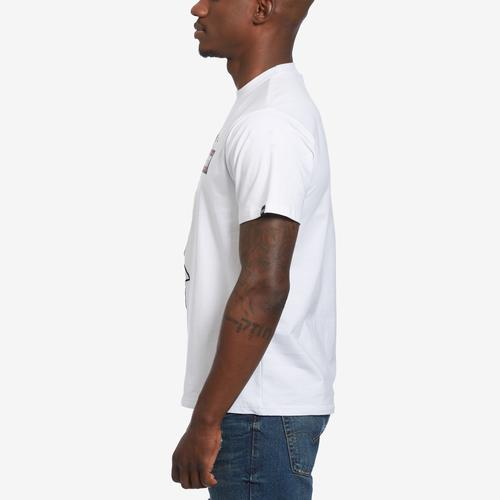 Left Side View of BKYS Men's Tricky T-Shirt