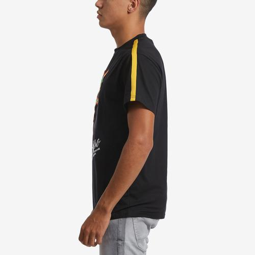 Left Side View of BKYS Men's Virtuoso T-Shirt
