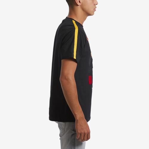 Right Side View of BKYS Men's Virtuoso T-Shirt