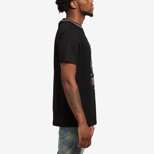 Right Side View of BKYS Men's Drippo T-Shirt