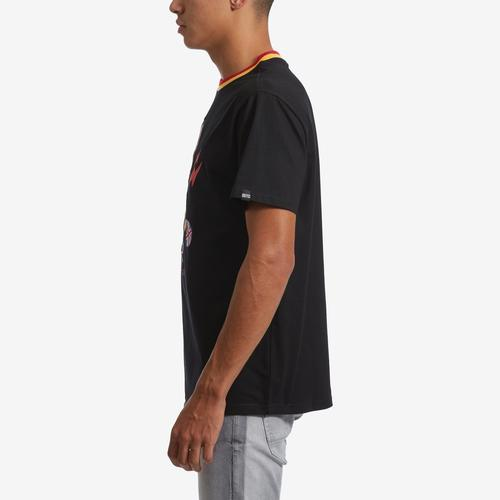 Left Side View of BKYS Men's The Ruler T-Shirt