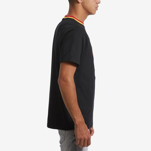 Right Side View of BKYS Men's The Ruler T-Shirt
