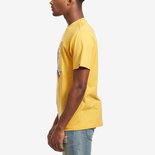 Left Side View of BKYS Men's Take Flight T-Shirt