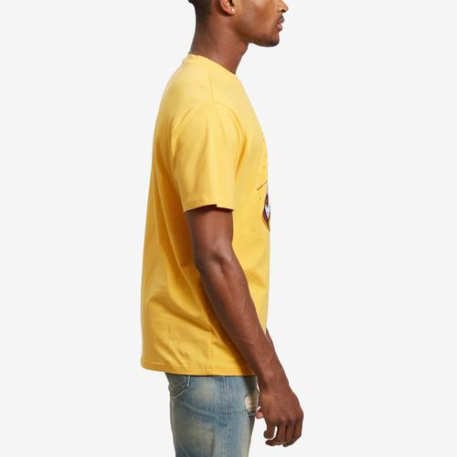 Right Side View of BKYS Men's Take Flight T-Shirt