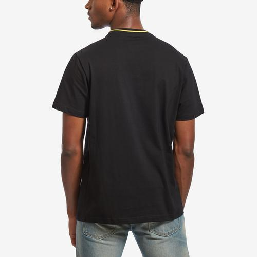 Back View of BKYS Men's Melancholy T-Shirt