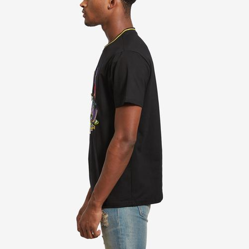 Left Side View of BKYS Men's Melancholy T-Shirt