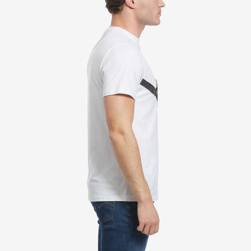Right Side View of BKYS Men's Bagman T-Shirt