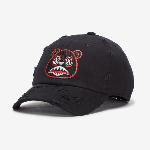 First View of Baws Blackout Bred Hat